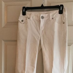 🌸INC White Jeans - Size 0P.🌸